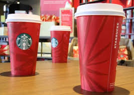 starbucks christmas cups 2014. Beautiful Cups Red Cups Return To Starbucks Stores For The Holidays With Christmas 2014