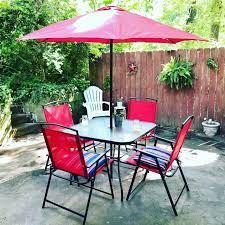 20 beautiful backyard patio dining sets