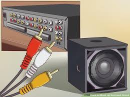 how to hook up surround sound (with pictures) wikihow Wiring Diagram For Surround Sound System image titled hook up surround sound step 17 wiring diagram 5.1 surround sound system