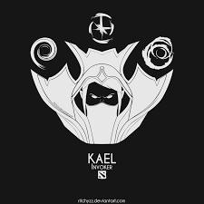 logo kael invoker dota 2 by ritchyzz on deviantart