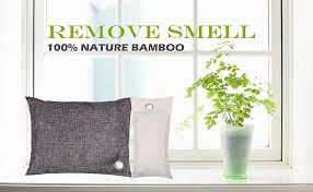 Charcoal Air Purifying Bag Natural Activated <b>Bamboo Charcoal Eco</b>