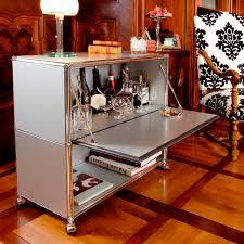 Commercial Bar Cabinet Contemporary Metal Artmodul Ag