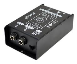 amazon com pyle pro pdc21 1 4 instrument to balanced connect to high power signals