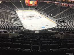 T Mobile Arena Section 119 Vegas Golden Knights