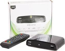 <b>ТВ</b> ресивер Сигнал <b>Эфир HD</b>-<b>515</b>