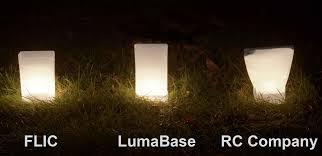 Light Up Luminaries November 28 Luminary Buyers Guide