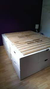 ikea platform bed with storage. Perfect Platform A Captain Bed With Extra Storage Place  IKEA Hackers Someday I Will Make  This For My Daughter With Ikea Platform Bed Storage S