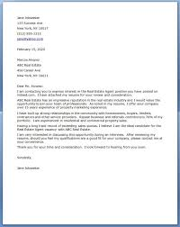 Cover Letter For Real Estate Application Maths Science And