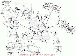 yamaha sr400 engine diagram yamaha wiring diagrams