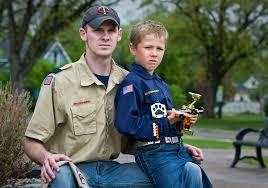 aaron butler boy scout leader