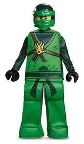 Amazon.com: Disguise Lloyd Prestige Ninjago Lego Costume, Small/4-6: Toys &  Games