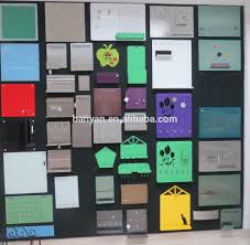 Kitchen Message Board Jiangmen Kitchen And Office Use Metal Magnetic Message Board Buy