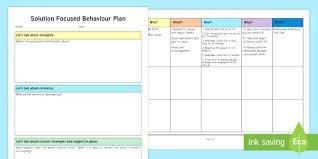 behavior support plan template. Behaviour Support Plan Template Nsw Behaviour Support Plan Template