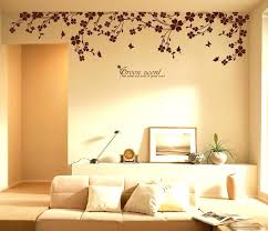 large wall art decals large wall decal with home decor wall art large tree removable wall