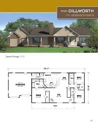 ranch style house designs floor plans open floor plan home best lovely floor plans new floor