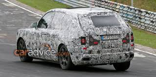 2018 rolls royce cullinan. unique royce codenamed project cullinan itu0027s not known what the new crossover will be  christened although an ethereal name tying it to rest of rolls royce  inside 2018 rolls royce cullinan