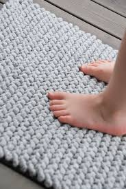 simple rug patterns. Simple Rug With Zpagetti Yarn Patterns