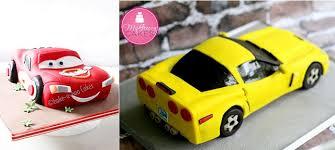 Car Cakes Tutorials Cake Geek Magazine