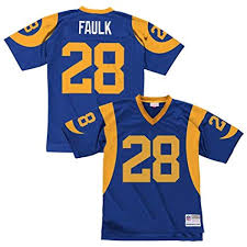 Rams Throwback St Jersey Louis