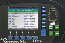 rts 03 3 cycle rated ats the russelectric rptcs microprocessor automatic transfer control system controls all operational functions of the ats