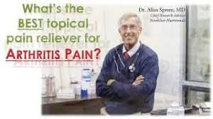 by northstar nutritionals best topical pain reliever for arthritis pain