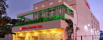 garden inn hotel. Hotel Hilton Garden Inn Guatemala City, - Fachada Del A