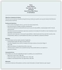 Traditional Resume Template Enchanting Traditional Resume Template Word Best Resume Examples