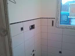 Badezimmer Halb Gefliest Drewkasunic Designs
