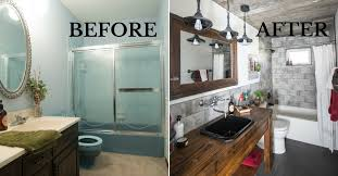 Small Picture DIY Guys Bathroom Remodel With Maria Bosak Design and Living