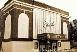 Strand Theatre In Plattsburgh Ny Cinema Treasures