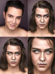 game of thrones makeup 4
