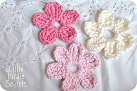 Crochet Flowers Patterns Adorable 48 Free Easy Crochet Flowers Patterns
