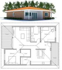 images about mom mini house on Pinterest   Small Houses    Small House Plan to tiny lot   two bedrooms and covered terrace  Affordable to build