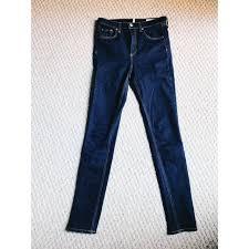 Designer High Waisted Skinny Jeans Rag Bone Designer High Waisted Skinny Jeans In Depop