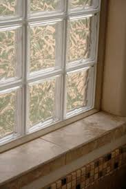 now glass blocks are available in completely factory assembled framed and sealed window form no special skills or materials are needed for installation