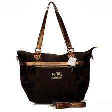Coach In Signature Small Coffee Totes AQD