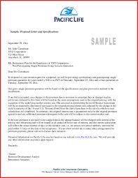 Free Sample Business Proposals Unique A Sample Of Business Proposal Job Latter 10