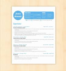 Creative Resume Templates Free 100 Awesome Creative Resume Templates Free Resume Sample Template 65