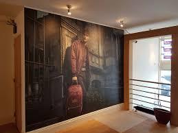 Betaalbare Oplossingen Voor Naadloos Behang Fotowanden Interieur