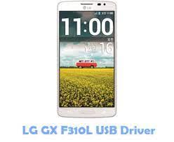 Download LG GX F310L USB Driver