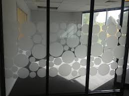 office glass windows. Astonishing Etched Glass Window With Lined Windows Combined Polka Dot Scheme Also Black Iron Paneling For Office Ideas I