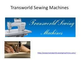Industrial Sewing Machines Manchester