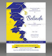 Free Template For Graduation Invitation 23 Graduation Invitation Templates Psd Vector Eps Ai Free