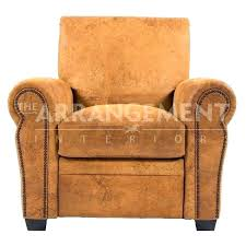 distressed leather recliner distressed leather ner rustic furniture in and the best for club chair