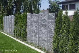 Granit Sichtschutz Preis