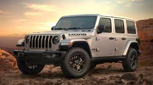 2018 jeep wrangler moab edition is a luxurious off road machine auto