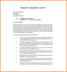 complaint letter examples 3 complaint letter examples adjustment letter