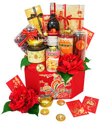 Small Picture Chinese New Year Hamper Prosperous Treats 3 Toko Bunga Online