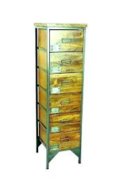 glass apothecary cabinet tall front rustic industrial