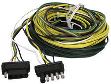 25 trailer wiring harness optronics 5 way trailer wiring harness 25 a 255wh